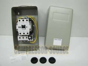 NEW 10 HP THREE PHASE MAGNETIC STARTER MOTOR CONTROL