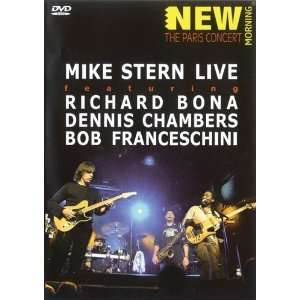 Mike Stern Live   The Paris Concert   Live/DVD Musical