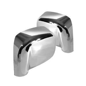Spyder Auto Dodge Ram 1500/2500/3500 Chrome Mirror Covers Automotive