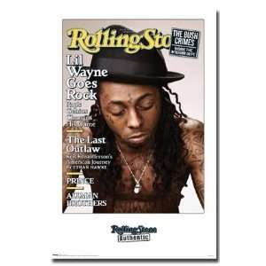 Lil Wayne ~ The Carter ~ Rolling Stone Cover ~ Poster
