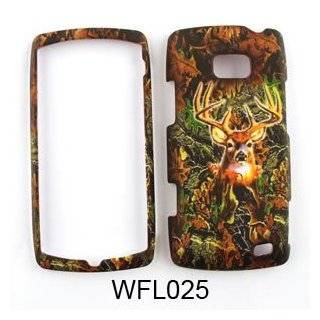 LG Ally vs740 Camo / Camouflage Hunter Series, w/ Deer Hard Case/Cover
