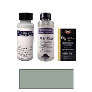 Oz. Olive Gray Metallic Paint Bottle Kit for 1986 Dodge Conquest (L05