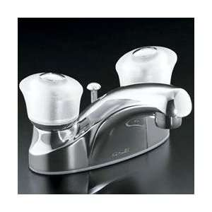 KOHLER CORALAIS 2 HANDLE CHROME LAVATORY FAUCET