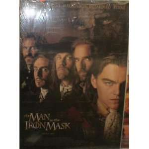 THE MAN IN THE IRON MASK ORIGINAL MOVIE POSTER Everything