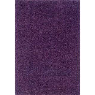 /Purple Color Machine Made Egyptian Spectrum Shag Collection Rug