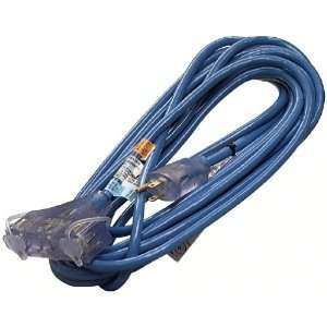 Cable Inc 25 Pwr Block Ext Cord 03267 06 Heavy Duty/All Weather Cords