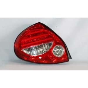 Nissan Maxima Replacement Tail Lights LH Left Driver Side