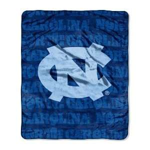 North Carolina Tar Heels 50 x 60 Micro Raschel Throw