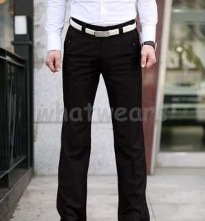 New Mens Fashion Stylish Slim Fit One Button Suit J04