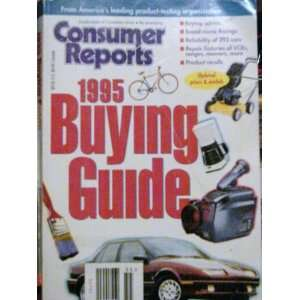 Consumer Reports  No 13 (Consumer Reports Buying Guide