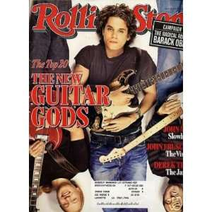 Rolling Stone Magazine #1020 February 22 2007 New Guitar