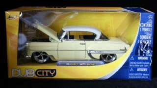1953 Chevy Bel Air DUB CITY 124 Scale Diecast