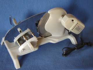 RIVAL 1030/7 ELECTRIC~DELI~MEAT & FOOD SLICER*LARGE 7 SOLINGEN BLADE