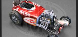 ACME PURE HELL BANTAM NHRA VINTAGE ALTERED GMP 118 DRAG RACING