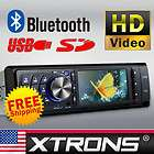 D301 3 IN DASH 1 DIN TOUCH SCREEN CAR CD DVD PLAYER STEREO  USB