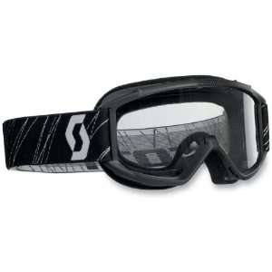 Scott USA Black 89Si Youth Goggles 2178000001041
