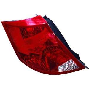 SATURN ION SEDAN 03 07 TAIL LIGHT LEFT
