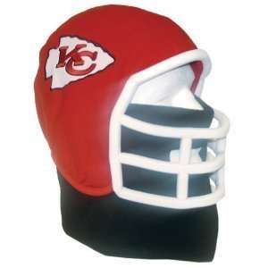 Kansas City Chiefs NFL Ultimate Fan Fleece Helmet Beanie