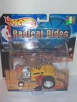 Hot Wheels Radical Rides 143 Reggie Miller Ford Coupe