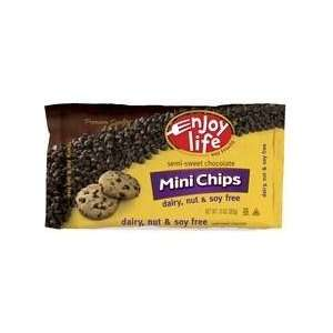 Enjoy Life Foods Semi Sweet Chocolate Chips Gluten Free (12x10 OZ