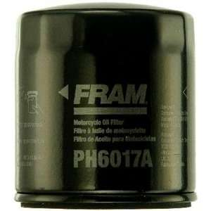 Fram PH6017A Motorcycle Oil Filter Automotive