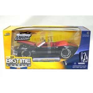 Brand New *67 Camaro 4 seater Diecast Car* Scale 124