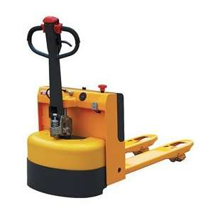 Heavy Duty Semi Electric Self Propelled Pallet Truck 2500