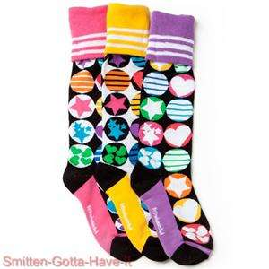 ADD SOME KICK TO HER GAME Funky Sport Socks For Basketball, Softball