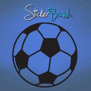 Vinyl Wall Decal Sticker Soccer Ball