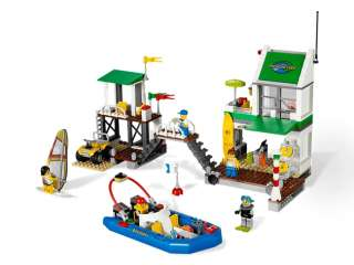 Brand Korea Lego City Harbour 4644 Figures Sets toys Marina