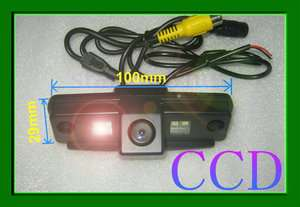 CCD PAL CAR REAR VIEW CAMERA SUBARU FORESTER & IMPREZA