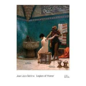 Jean Leon Gerome   The Bath, Ca. 1880   1885 Canvas