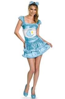 Care Bears Sassy Bedtime Bear Adult Costume for Halloween   Pure
