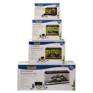 Gallon Deluxe Starter Kit (Catalog Category Aquarium / Aquarium Kits