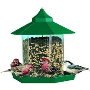 Woodstream Hf92 Gazebo Wild Bird Seed Feeder Holds up to 2