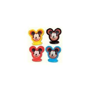Mickey Mouse Cup Cake Toppers 8pk Toys & Games
