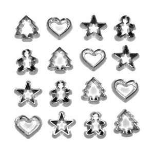 Dress It Up Holiday Embellishments Mini Cookie Cutters