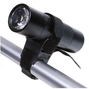 Sport Bicycle Bike Mini LED Flashlight Torch Fm Tf