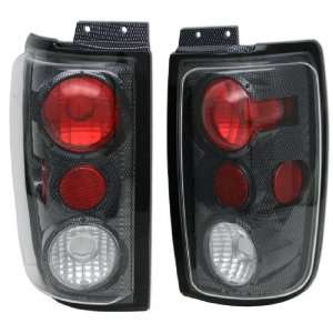 97 98 99 00 01 02 FORD EXPEDITION ALTEZZA TAIL LIGHTS