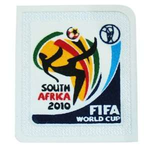 World Cup FIFA FINAL 2010 Iron On Soccer Patch Everything
