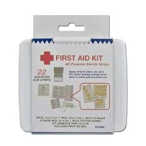 Mini First Aid Kit Case Pack 72 Beauty