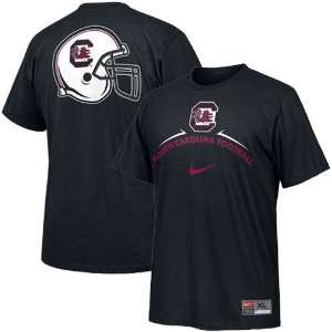 South Carolina Gamecocks Black Practice T shirt