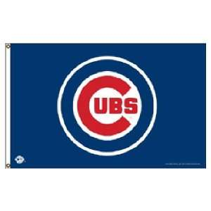 Chicago Cubs MLB 3x5 Banner Flag