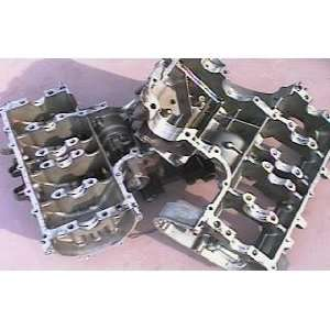 1993   1997 Kawasaki ZX6 E Engine Cases Automotive