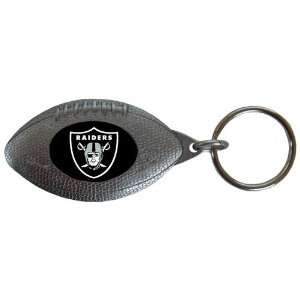 Oakland Raiders NFL Football Key Tag