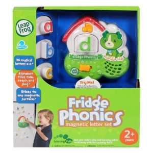 LeapFrog Fridge Phonics Magnetic Letter Set Toys & Games