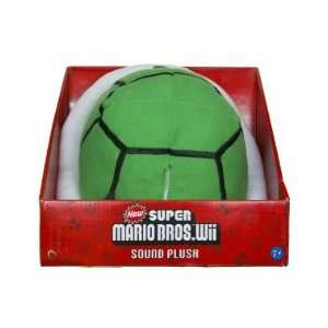 Shell ~6 Sound Plush New Super Mario Bros. Wii Sound Plush Series