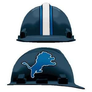 Detroit Lions NFL Hard Hat (OSHA Approved) Sports