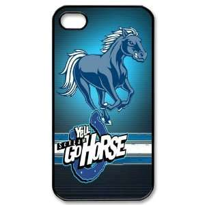 NFL Indianapolis Colts iPhone 4/4s Fitted Case colts logo