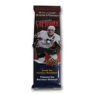 NHL 2011/12 Upper Deck Victory Fat Pack (18 Packs) Sports